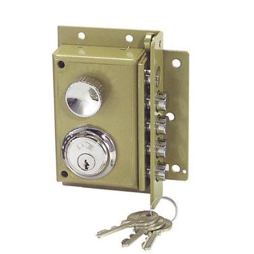 Aprende a lubricar las cerraduras y bisagras de tus puertas